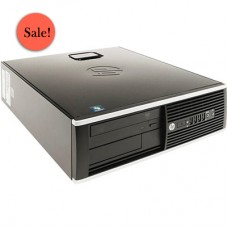 HP 8000 Elite SFF C2D 3GHz 4GB 160GB DVDRW WIN 7 PRO