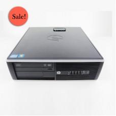 HP Elite 8200 SFF i5-2400 4 x 3.1GHz 4GB 250GB DVDRW WIN 7 PRO