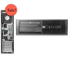 HP Elite 8300 SFF 3rd Gen i5-3.2GHz Quad-Core 4GB 250GB DVDRW Win7